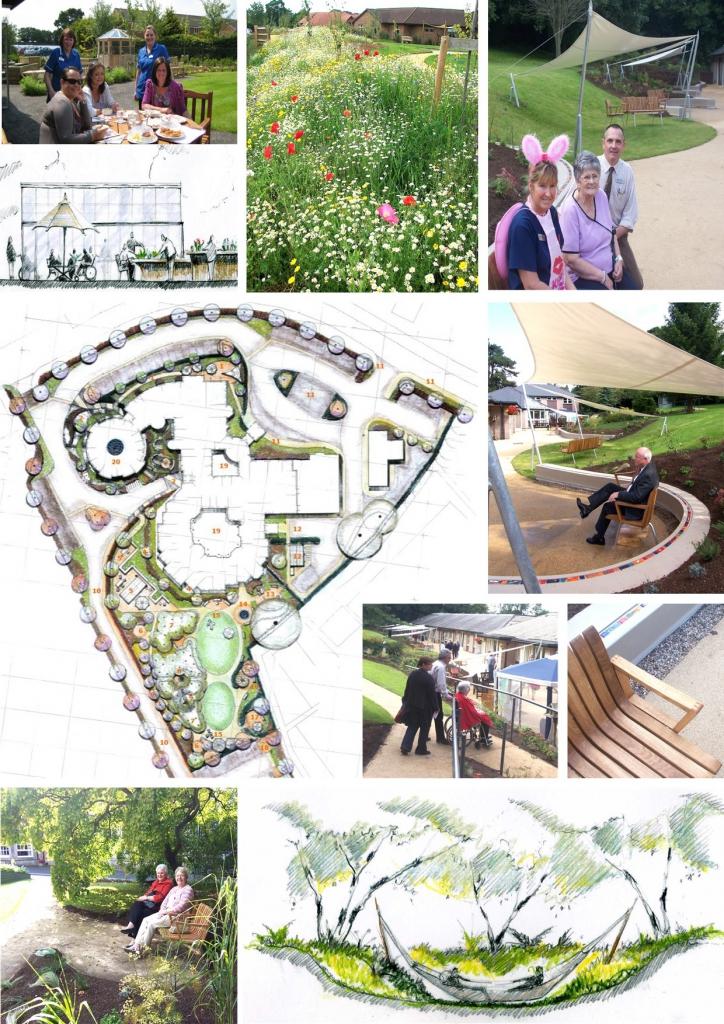 case study - hospice landscapes west midlands