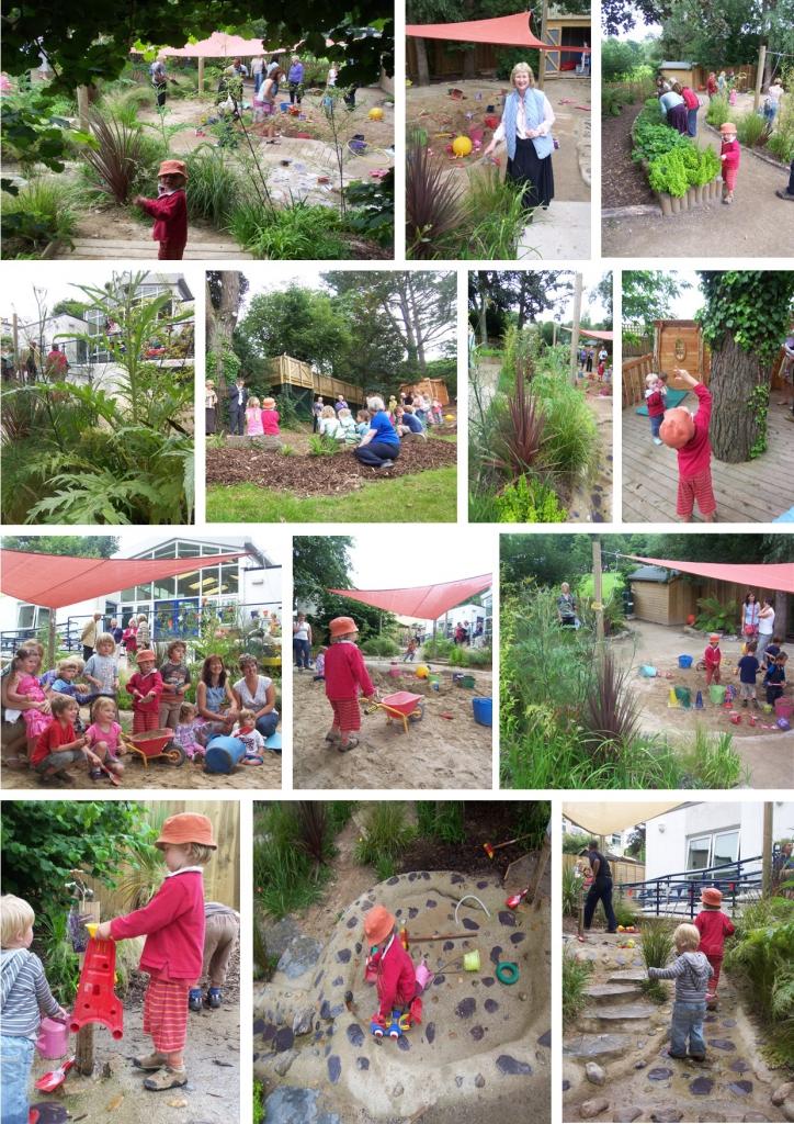 case study - truro nursery school camborne