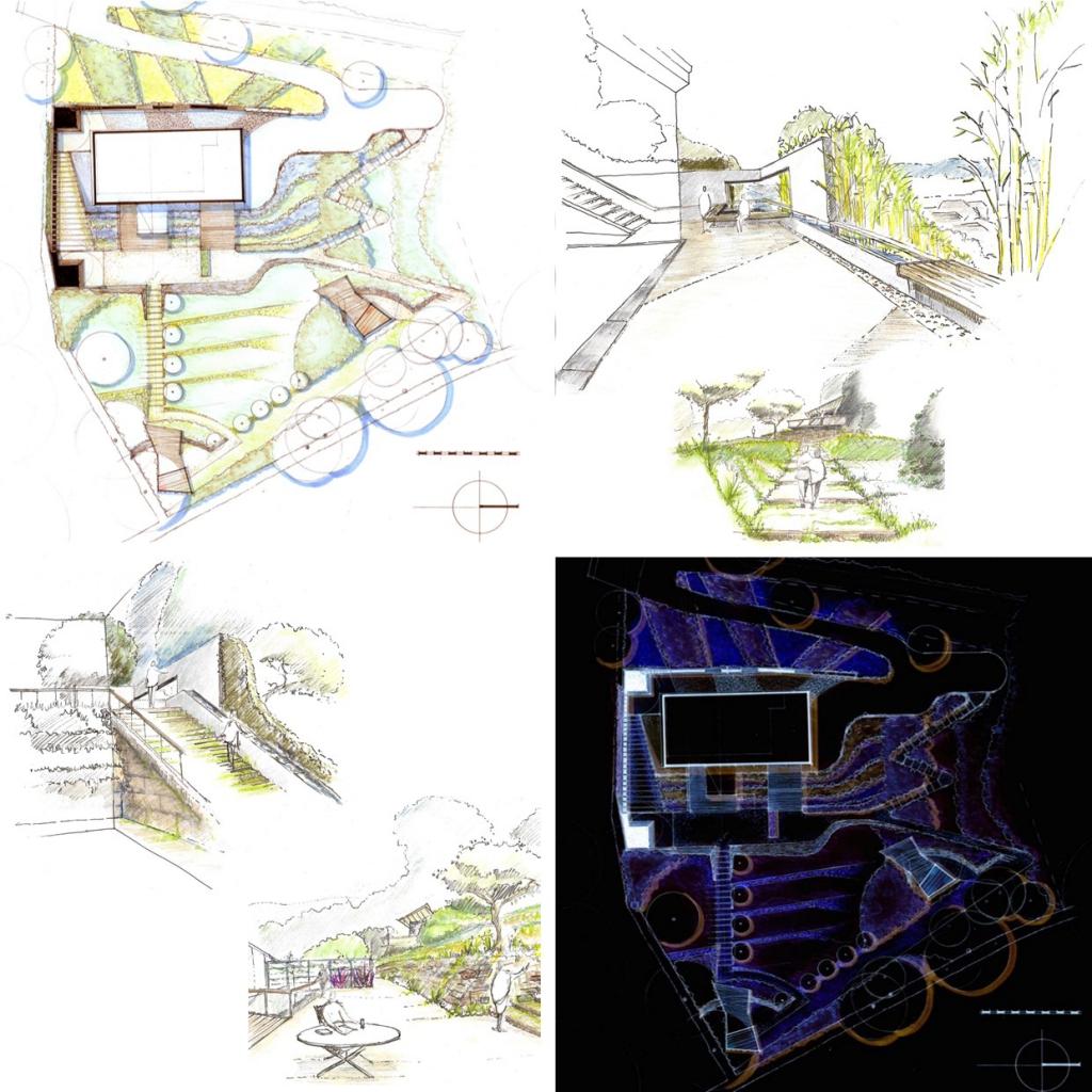 case study hillbrae garden flushing