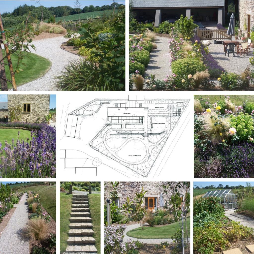 case study - wainsford garden menheniot